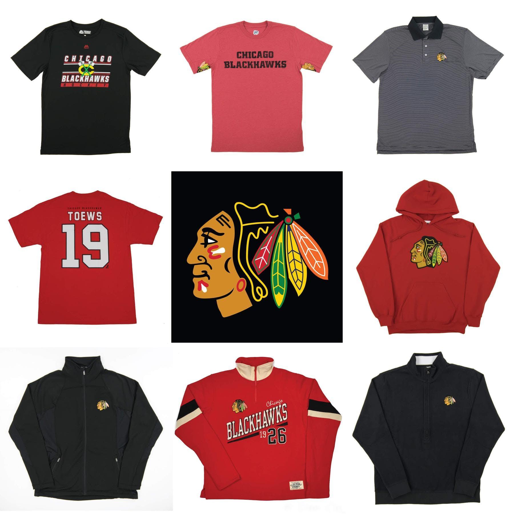 super popular f4189 abe10 Chicago Blackhawks Officially Licensed NHL Apparel Liquidation - 3,000+  Items, $132,000+ SRP!