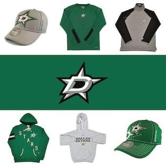 Dallas Stars Officially Licensed NHL Apparel Liquidation - 340+ Items, $14,500+ SRP!