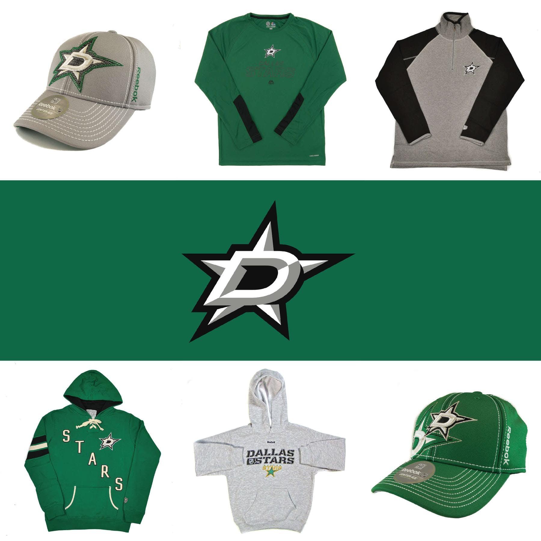 bc23fa17 Dallas Stars Officially Licensed NHL Apparel Liquidation - 340+ Items,  $14,500+ SRP!