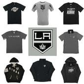 Los Angeles Kings Officially Licensed NHL Apparel Liquidation - 1,500+ Items, $66,600+ SRP!