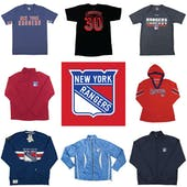 New York Rangers Officially Licensed NHL Apparel Liquidation - 2,060+ Items, $77,000+ SRP!