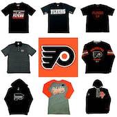 Philadelphia Flyers Officially Licensed NHL Apparel Liquidation - 2,000+ Items, $81,000+ SRP!