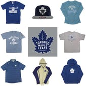 Toronto Maple Leafs Officially Licensed NHL Apparel Liquidation - 1,110+ Items, $37,000+ SRP!