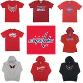Washington Capitals Officially Licensed NHL Apparel Liquidation - 2,150+ Items, $93,000+ SRP!