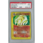 Pokemon Expedition Ninetales 21/165 Reverse Foil PSA 9