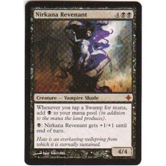 Magic the Gathering Rise of the Eldrazi Single Nirkana Revenant Foil NEAR MINT (NM)