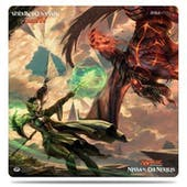 "Ultra Pro Nissa vs. Ob Nixilis 24"" x 24"" Playmat (8 Count Case)"