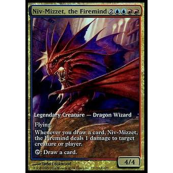 Magic the Gathering Promo Single Niv-Mizzet, the Firemind - NEAR MINT (NM)