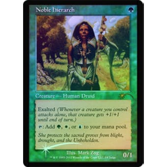 Magic the Gathering Promo Single Noble Hierarch Foil (Judge) NEAR MINT (NM)