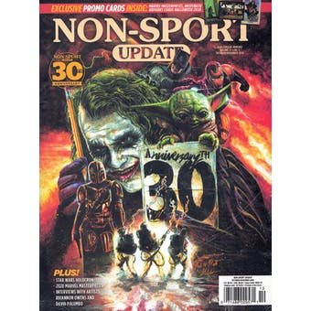 2020 Beckett Non-Sport Update (Volume 31, No. 5) (30th Anniversary)