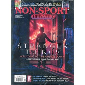 2019 Beckett Non-Sport Update (Volume 30, No. 5) (October - November)