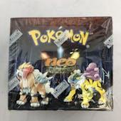 Pokemon Neo 3 Revelation Unlimited Booster Box WOTC