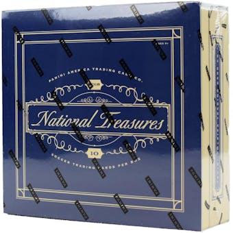 2018 Panini National Treasures Soccer Hobby Box