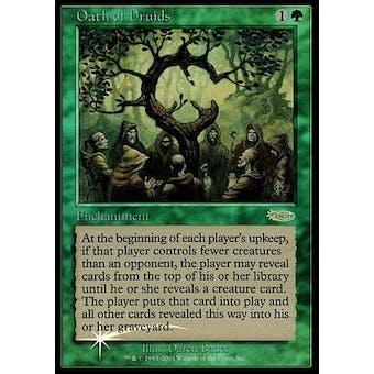 Magic the Gathering Judge Foil Single Oath of Druids - NEAR MINT (NM)