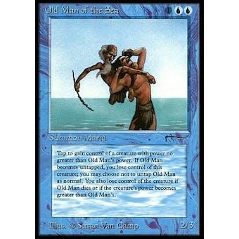 Magic the Gathering Arabian Nights Single Old Man of the Sea - MODERATE PLAY (MP)