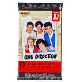 HUGE Panini One Direction Retail Pack Lot - $20,000+ SRP! 10,000+ Packs!!
