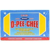 2016/17 Upper Deck O-Pee-Chee Hockey Retail 36-Pack Box