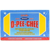 2016/17 Upper Deck O-Pee-Chee Hockey Retail 36-Pack Box