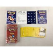 WOTC Pokemon Legendary Collection Lava Theme Deck OPENED - No Charizard