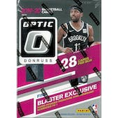 2019/20 Panini Donruss Optic Basketball 7-Pack Blaster Box