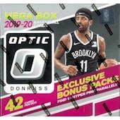 2019/20 Panini Donruss Optic Mega Basketball 42-Card Box