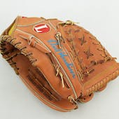 Orel Hershiser Los Angeles Dodgers Autographed Player Model Stat Glove (No COA)