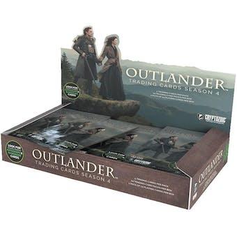 Outlander Season 4 Trading Cards Pack (Cryptozoic 2020)