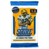 2018 Panini Score Football Retail Pack (Lot of 24)