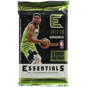 2017/18 Panini Essentials Basketball Blaster Pack