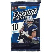 2018 Panini Prestige Football Retail Pack