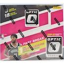 2019/20 Panini Donruss Optic Fast Break Basketball Box
