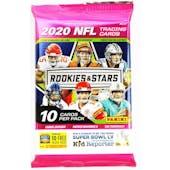 2020 Panini Rookies & Stars Football Hobby Pack