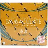 2019 Panini Immaculate 1st Off The Line Premium Edition 2-Box- DACW Live 8 Spot Random Division Break #1