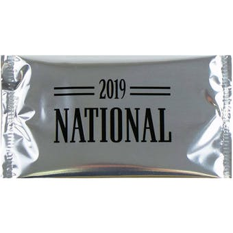 2019 Panini National Sports Convention VIP Party Exclusive Silver Pack