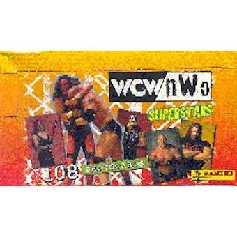 WCW Photo Cards Wrestling Hobby Box (1998 Panini)
