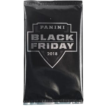 2018 Panini Black Friday Multisport Pack (Lot of 10)