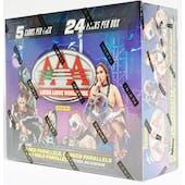2019 Panini Lucha Libre AAA Hobby Box