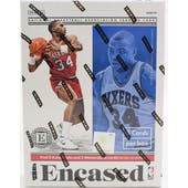 2018/19 Panini Encased Basketball Hobby Box