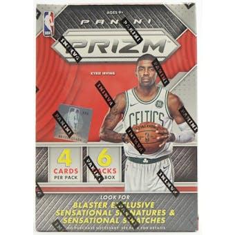 2017/18 Panini Prizm Basketball 6-Pack Blaster Box