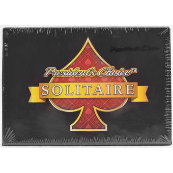 2020 President's Choice Solitaire Hobby Box