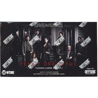 Penny Dreadful Season One Trading Cards Box (Cryptozoic 2015)