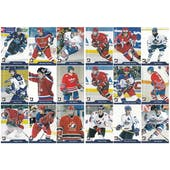 2005/06 ITG Phenoms Ovechkin Tavares Crosby Hockey Complete 18 Card Set