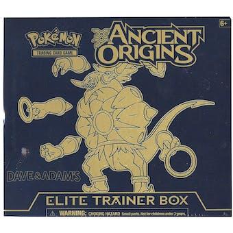Pokemon XY Ancient Origins Elite Trainer Box