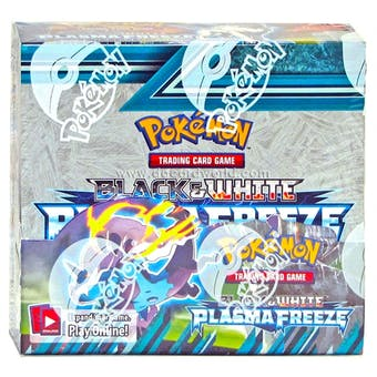 Pokemon Black & White: Plasma Freeze Booster Box