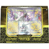 Pokemon Hidden Fates Ultra-Premium Collection 2-Box Case