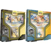 Pokemon League Battle Deck - Set of 2 (Presell)