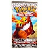 Pokemon Black & White BW Emerging Powers Booster Pack