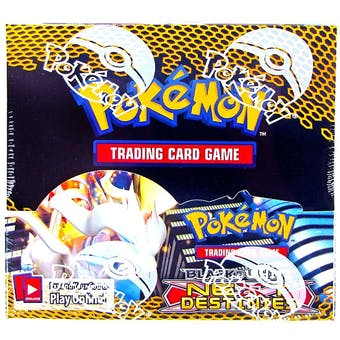 Pokemon Black & White: Next Destinies Booster Box