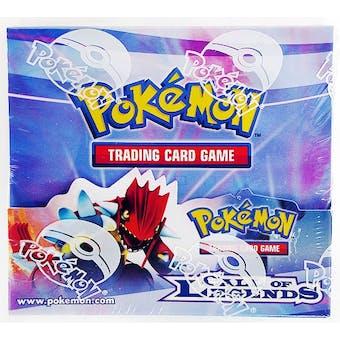 Pokemon Call of Legends Booster Box
