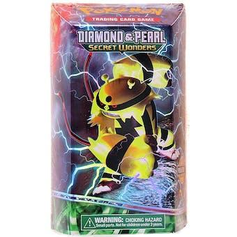 Pokemon Diamond & Pearl Secret Wonders Theme Deck - Powerhouse
